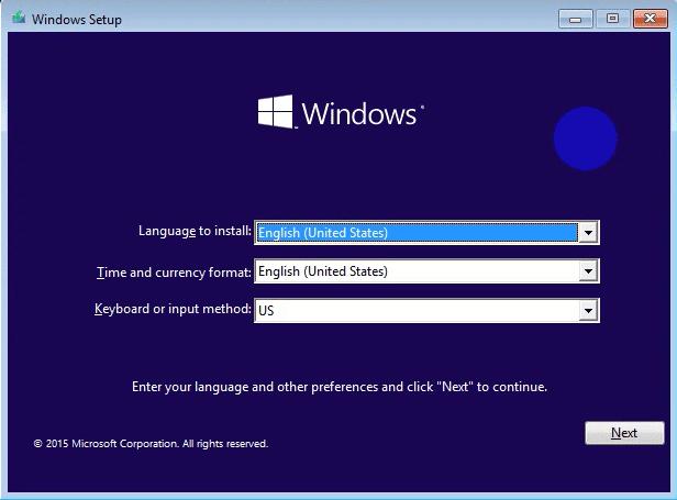 cài đặt win và phần mềm máy tính tại nhà
